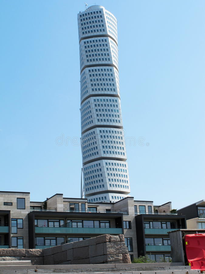 Download HSB Turning Torso Malmo Sweden Editorial Image   Image: 52214010