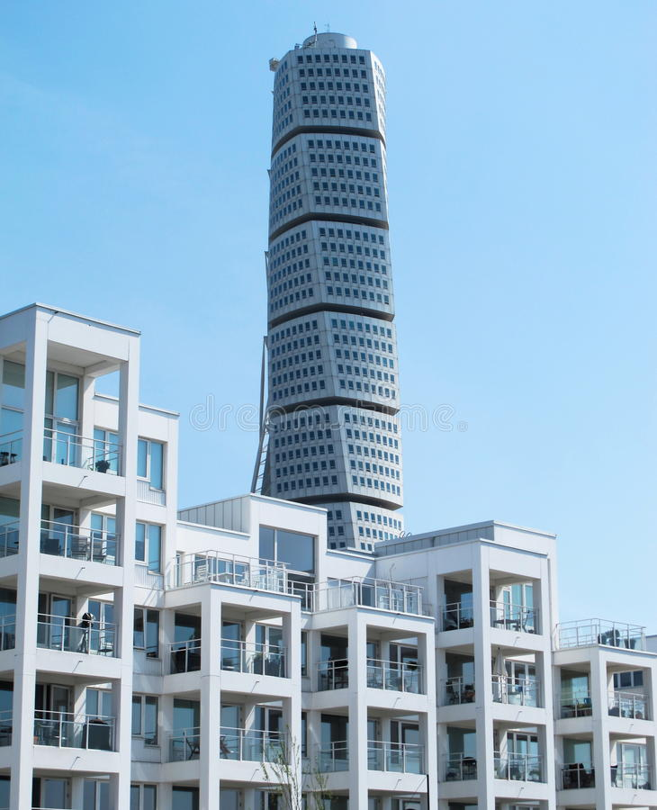 Charming Download HSB Turning Torso Malmo Sweden Editorial Photography   Image Of  Skyscraper, Sweden: 52214027