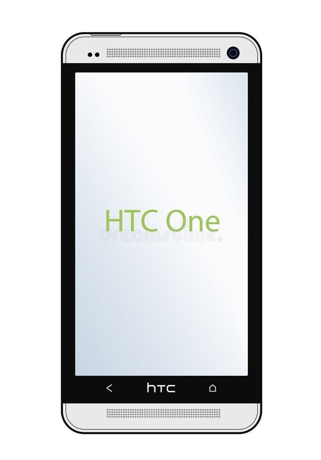 HTC  stock illustratie