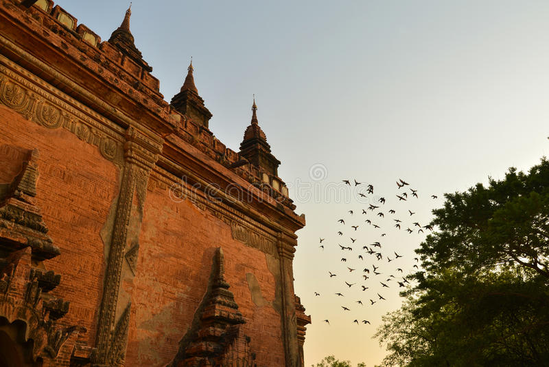 Htilominlo Temple royalty free stock photos
