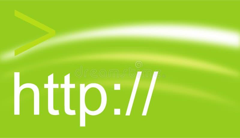 HTTP Διαδίκτυο απεικόνιση αποθεμάτων