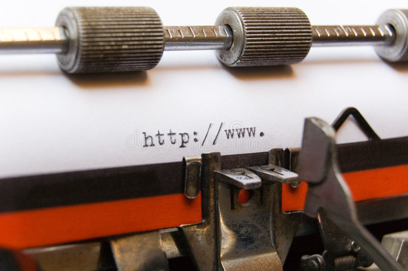 HTTP immagine stock libera da diritti