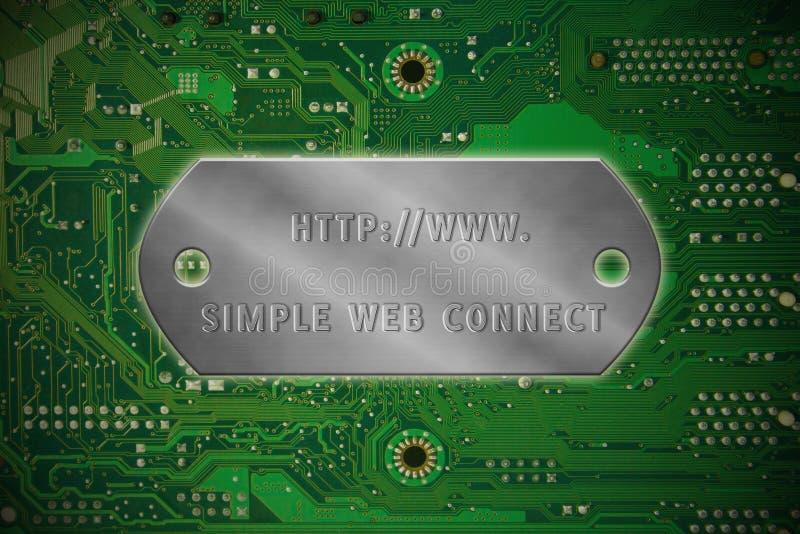 HTTP WWW ilustração royalty free