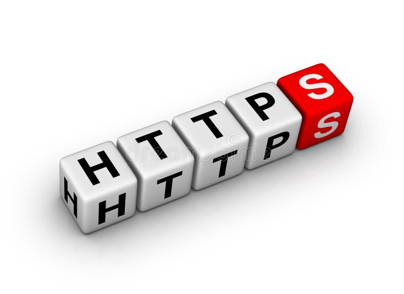 HTTPS libre illustration