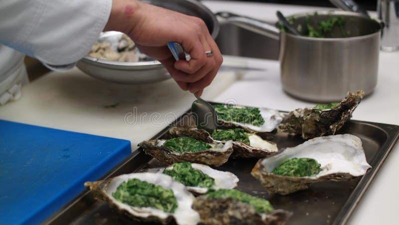 huîtres image libre de droits