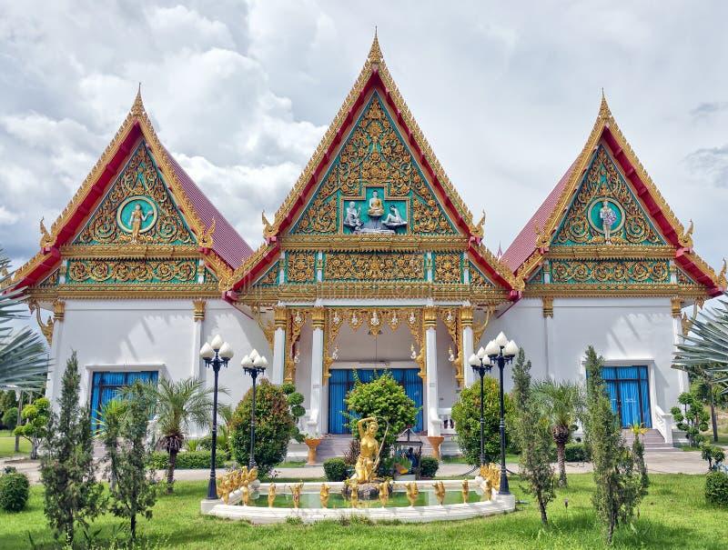 hua för 32 hin tempel arkivbild
