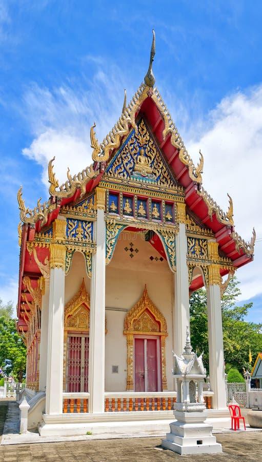 hua för 45 hin tempel royaltyfri fotografi