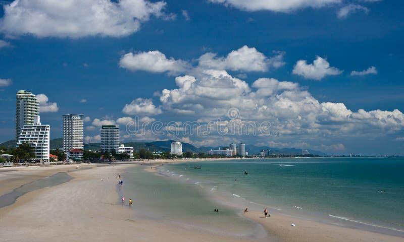 Hua Hin, Tailândia. foto de stock