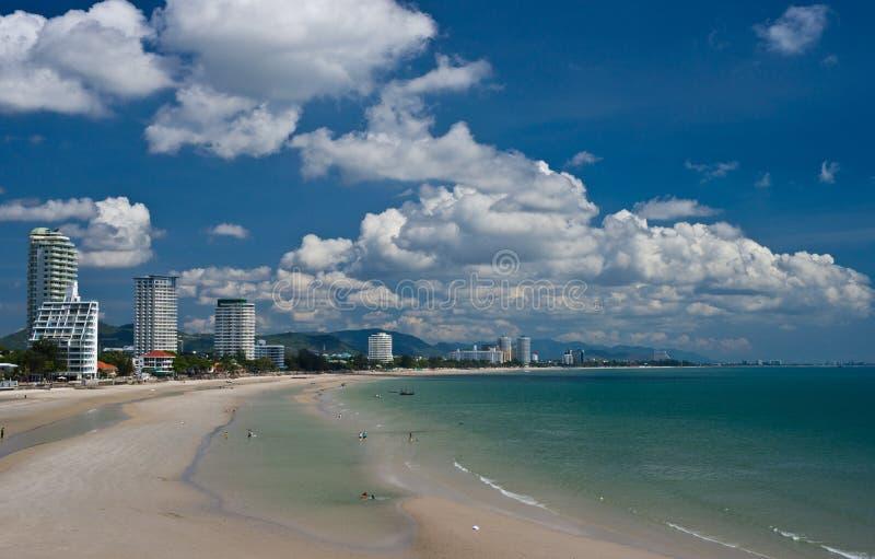 Hua Hin, Tailândia. fotos de stock