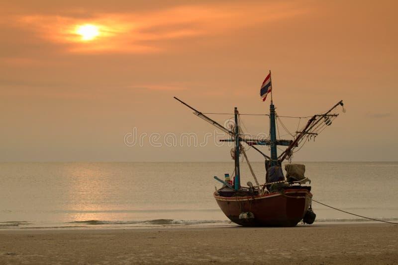 Hua Hin Tailândia imagens de stock royalty free