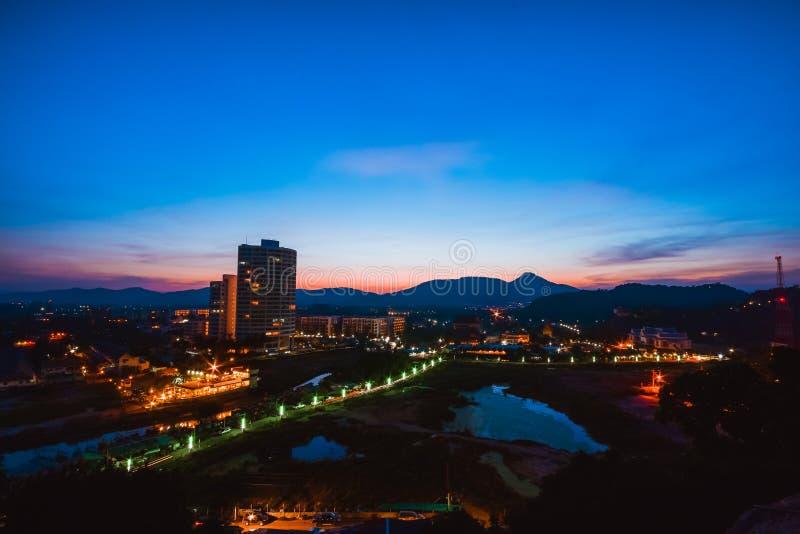 Hua Hin Tailândia fotografia de stock