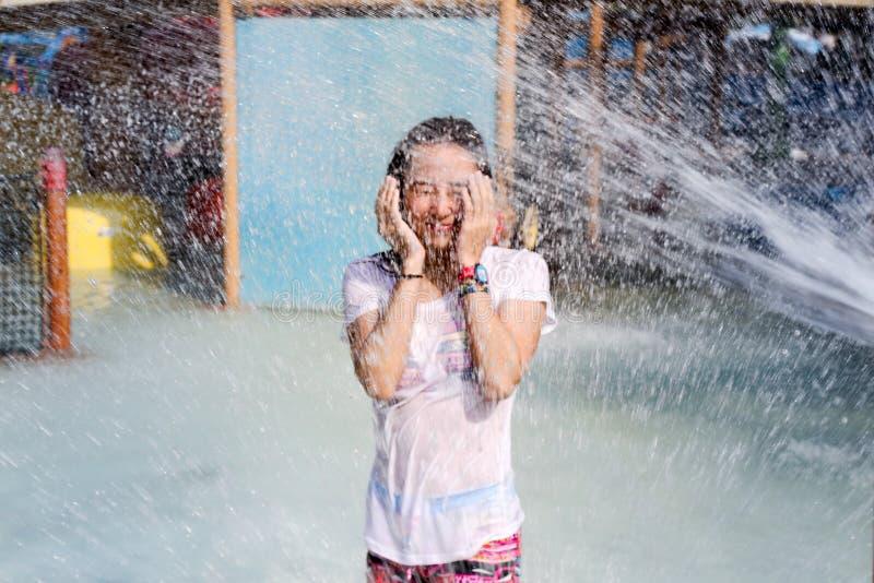 Vana Nava Waterpark Hua Hin at Hua Hin royalty free stock images