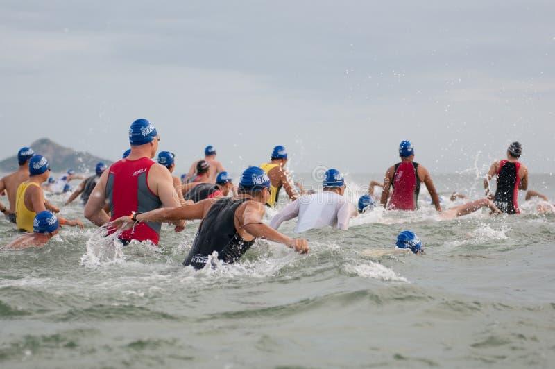 Download Hua Hin Triathlon Competitors Editorial Stock Photo - Image: 26222723