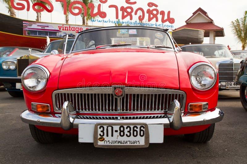 Download Hua Hin Vintage Cars Parade Festival 2011 Editorial Photo - Image: 24644911