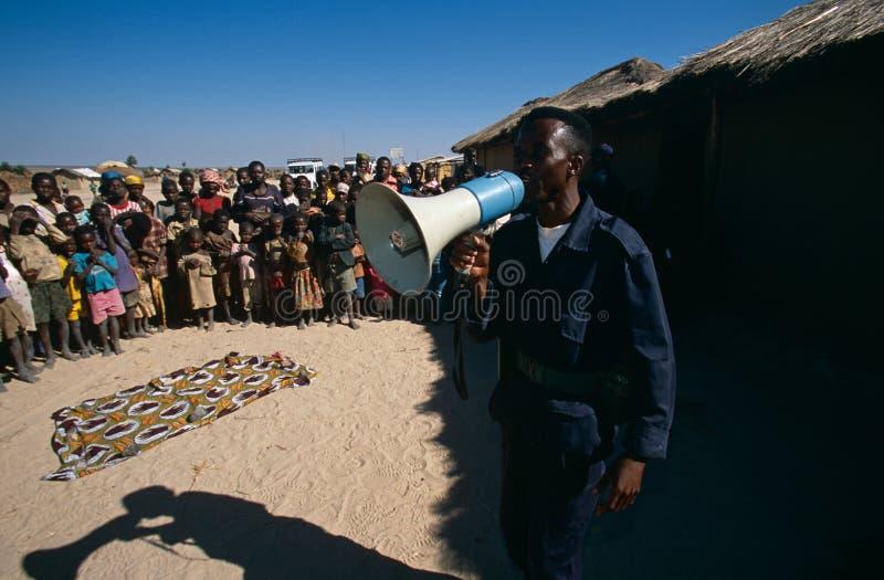 Huambo, Ангола стоковые изображения