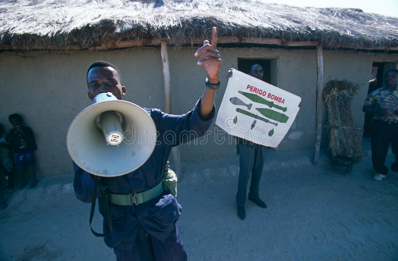 Huambo, Ангола стоковые фотографии rf