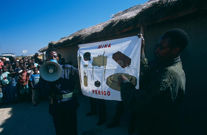 Huambo, Ангола стоковые изображения rf