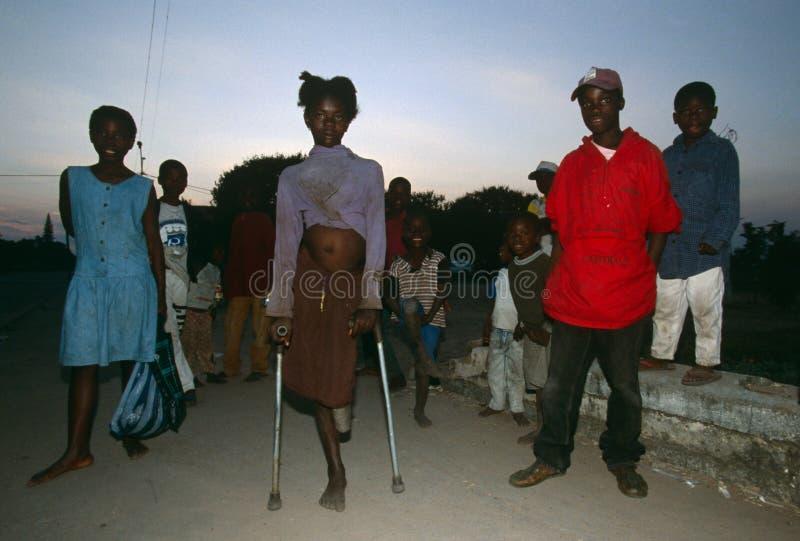 Huambo, Angola imagenes de archivo