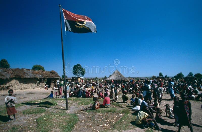 Huambo, Angola royalty-vrije stock fotografie