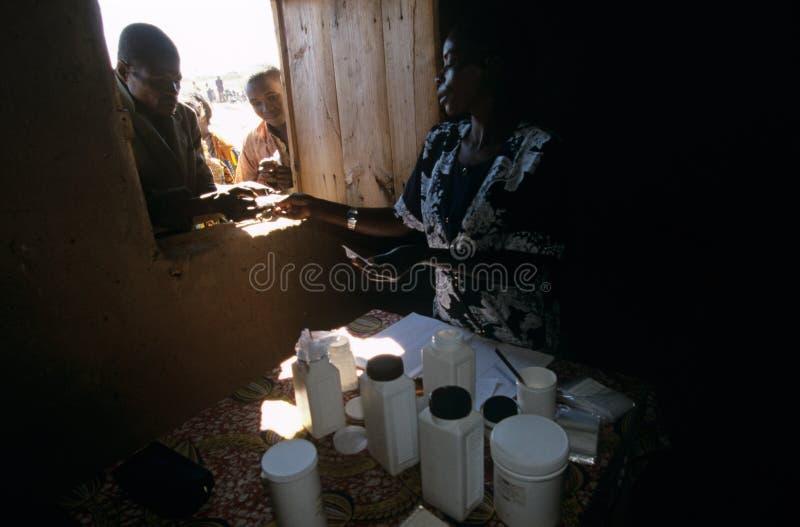 Huambo, Angola imagem de stock royalty free