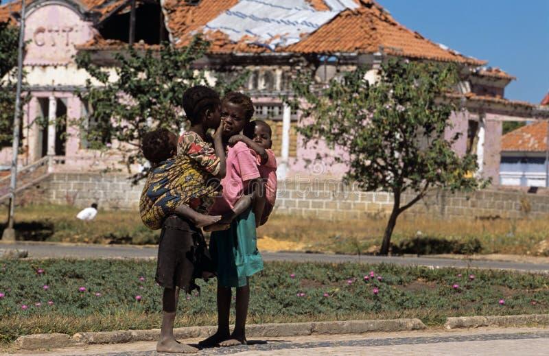 Huambo, Angola image stock