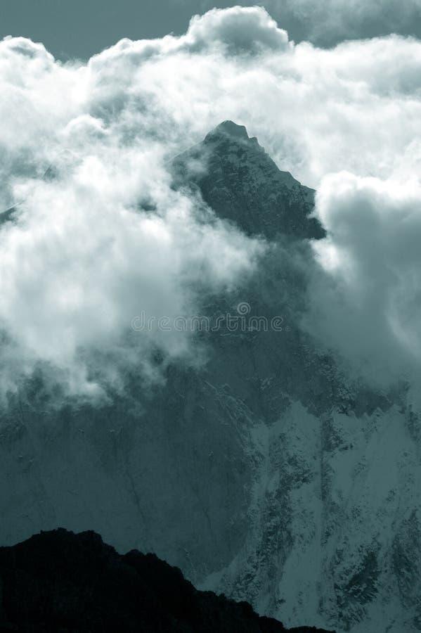 Download Huandoy 1 imagen de archivo. Imagen de climbing, obscuro - 187607