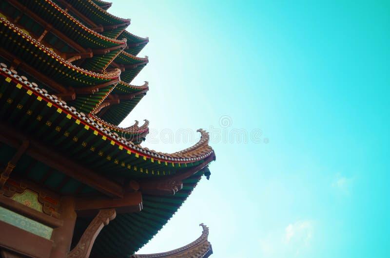 Huanghelou стоковая фотография rf