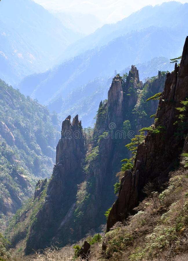 Download Huangshan China stock image. Image of east, scenic, anhui - 24413073