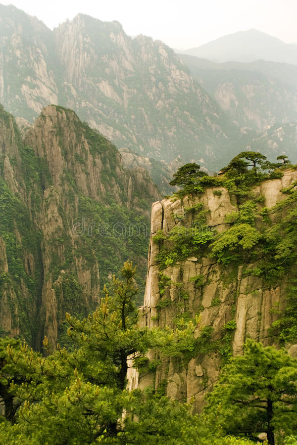 Download Huangshan China, Mountain Landscapes Stock Image - Image of morning, nature: 9926571