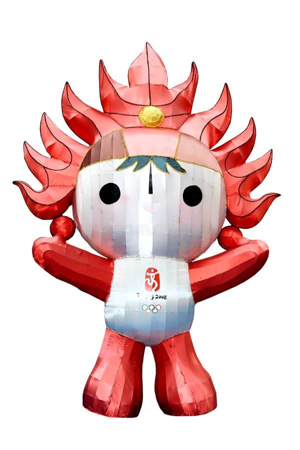 Free Huanhuan The Beijing Olympic Mascot Stock Photo - 6055590