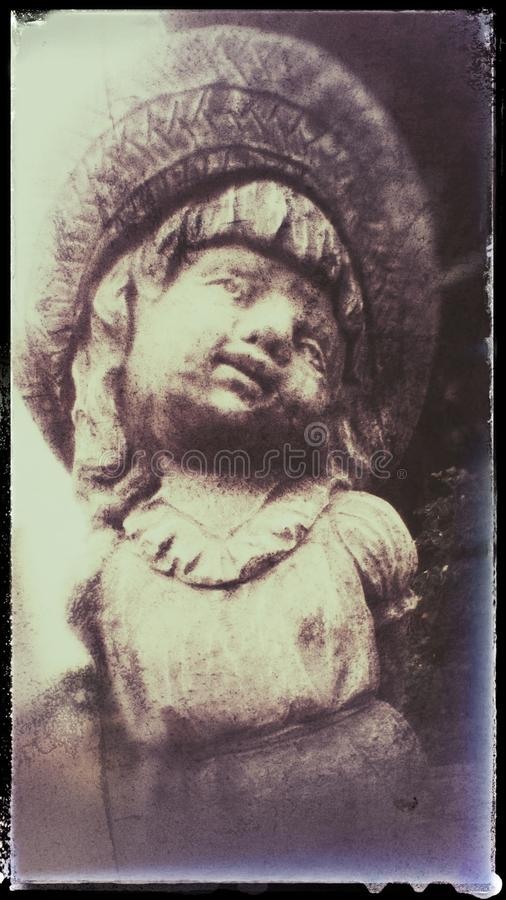 Huanting o sonrisa imagenes de archivo
