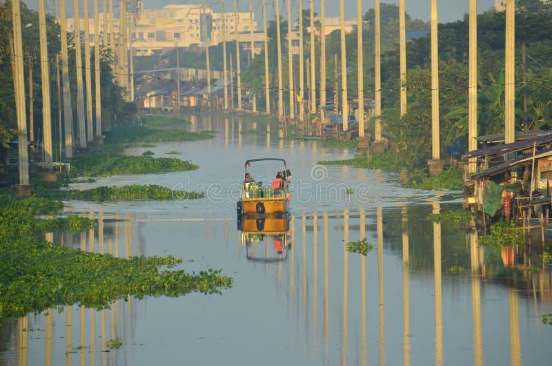 Huatakhe-Kanal stockfotos