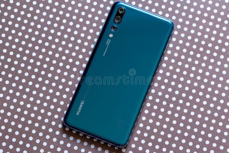 Huawei P20 Pro stock image