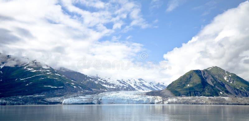 Hubbard Glacier Alaska USA. Hubbard Glacier in Alaska USA royalty free stock images