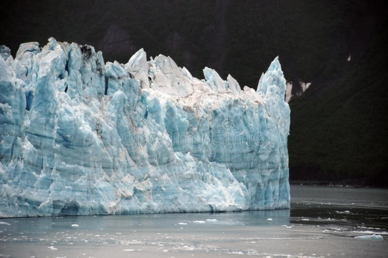 Hubbard Glacier 4 royalty free stock photo