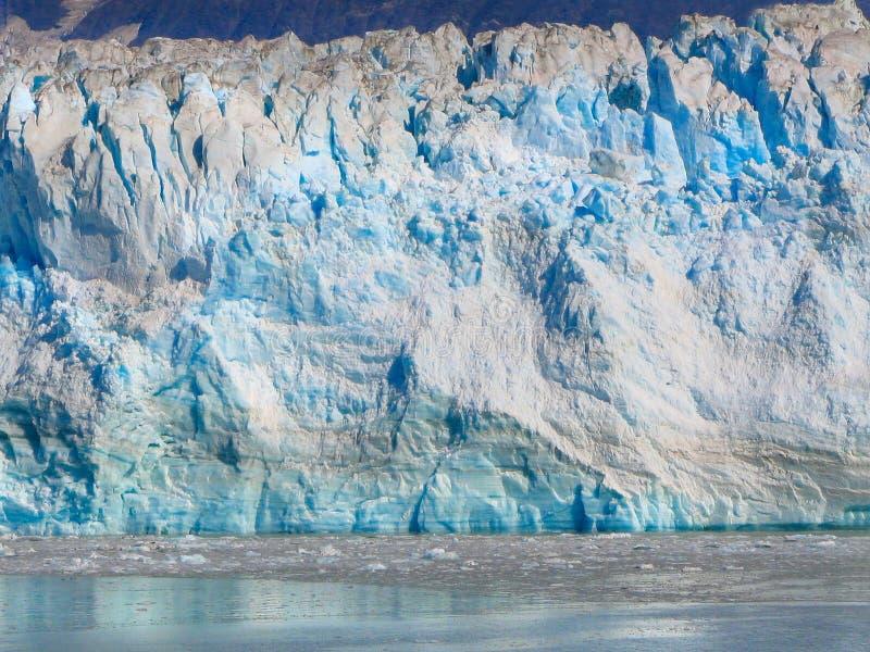 hubbard lodowa na alask? obrazy royalty free