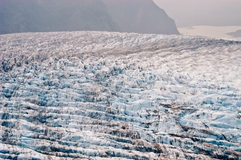 Hubbardgletsjer - Alaska royalty-vrije stock foto's