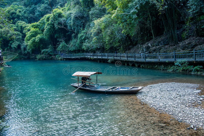 Download Hubei Yiling Yangtze River Three Gorges Dengyingxia In Longxi Editorial Stock Photo - Image of autumn, handsome: 83703428