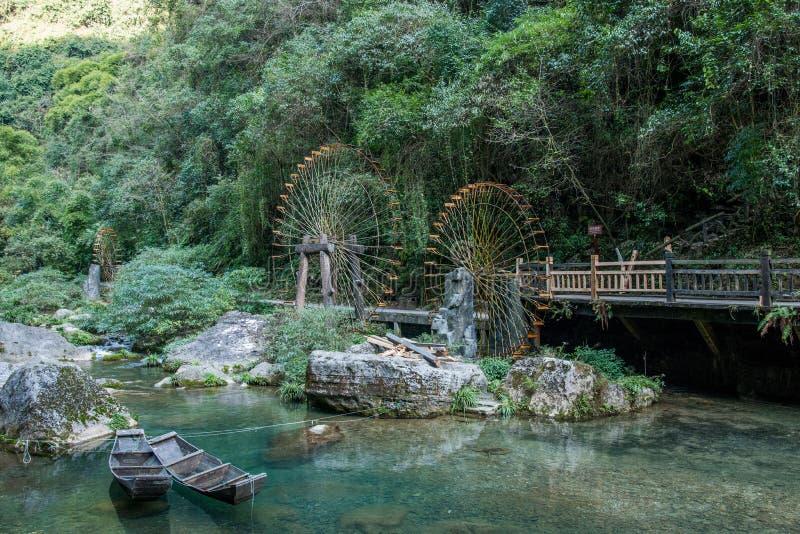 Download Hubei Yiling Yangtze River Three Gorges Dengyingxia In Longxi Stock Photo - Image: 83703620