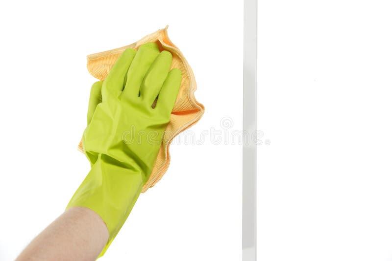 Hublot de lavage images stock