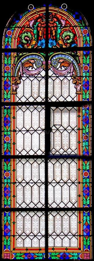 Hublot de verre coloré 64 image stock