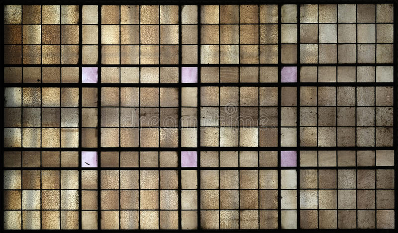Hublot en verre souillé 6 photographie stock