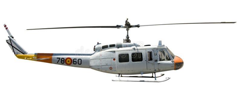 Hubschrauber getrennt stockfotos