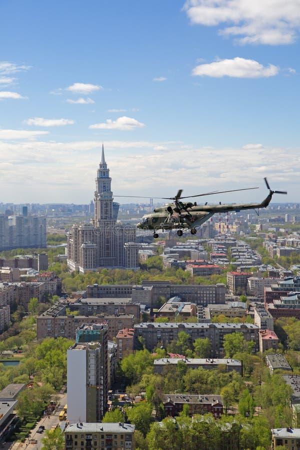 Hubschrauber MI-2 lizenzfreie stockfotos