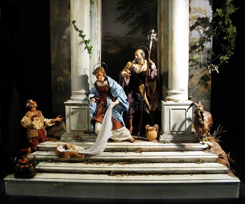Huche artistique classique de Napoletan photos stock