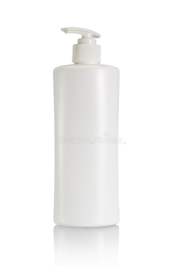 hud för produkt för flaskomsorg plastic royaltyfri foto