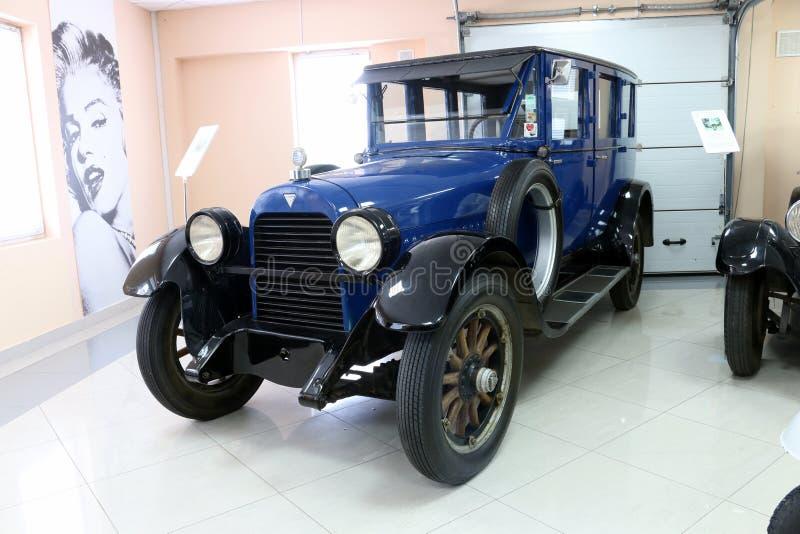 Hudson 4d retro imagem de stock