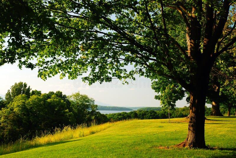Hudson Valley View fotografia stock libera da diritti
