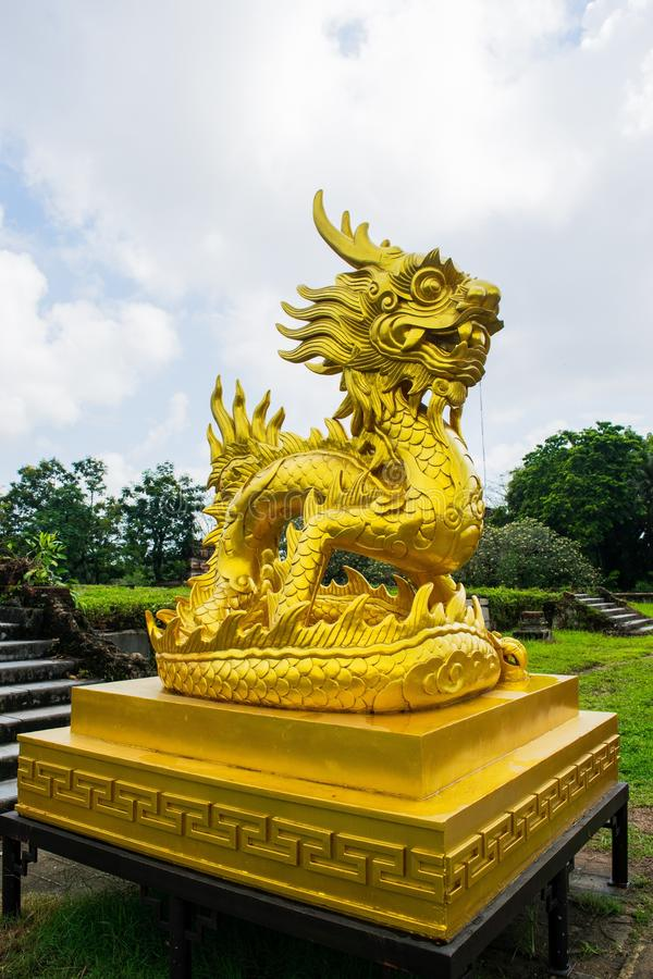 Hue Citadel Un sitio del patrimonio mundial de la UNESCO en Vietnam fotografía de archivo libre de regalías