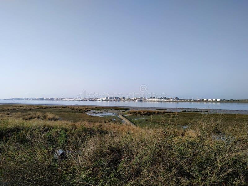 Huelva coast of light Spain. Huelva coast of light Spain photo taken in 2019 stock images